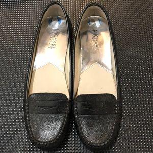 Michael Kors Womens Shoes Black Size 7.5